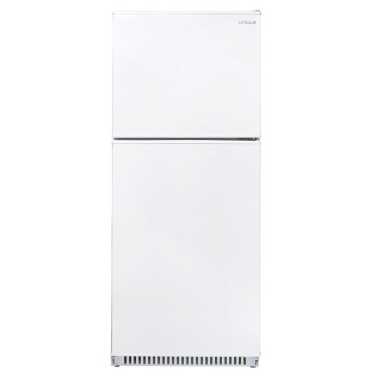 Réfrigérateur 16.6 à congélateur en haut DC 24V Unique
