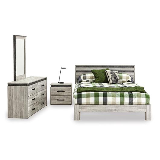 Mobilier de chambre à coucher Grand lit 2 places Nouveau Concept