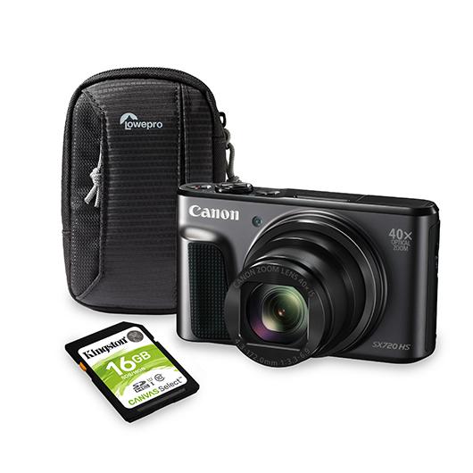 Appareil photo numérique de 20.3MP vidéo HD 1080p Canon