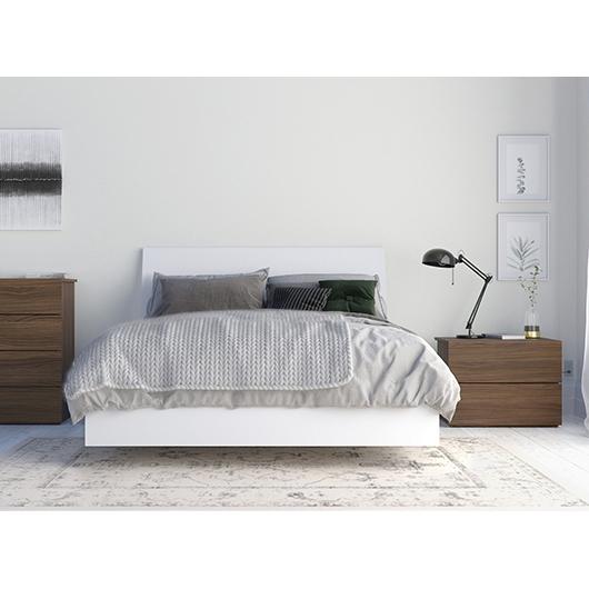 Mobilier de chambre à coucher Double Nexera