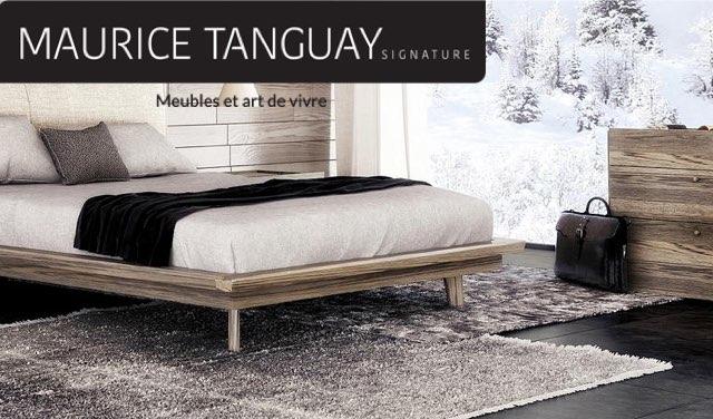 Home mobile new tanguay for Maurice tanguay meuble