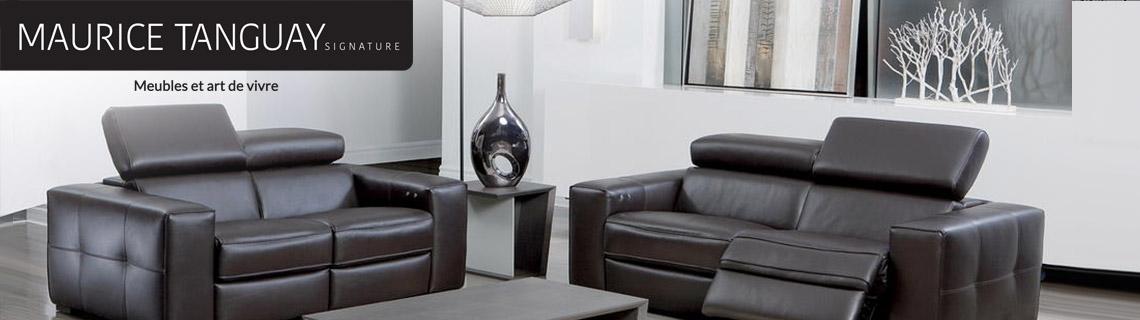 Fauteuil et chaise meubles de salon et s jour tanguay Signature meubles